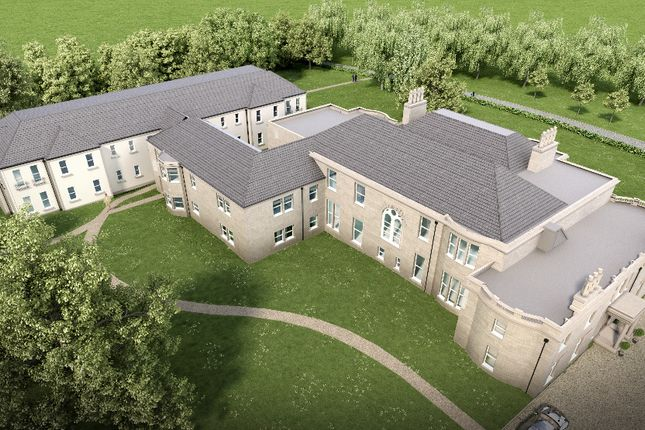 Thumbnail Flat for sale in The Mansion House/Larbert House, Quintinshill Drive, Larbert, Falkirk
