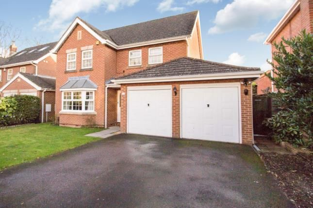 Thumbnail Detached house for sale in Purbrook, Waterlooville, Hampshire