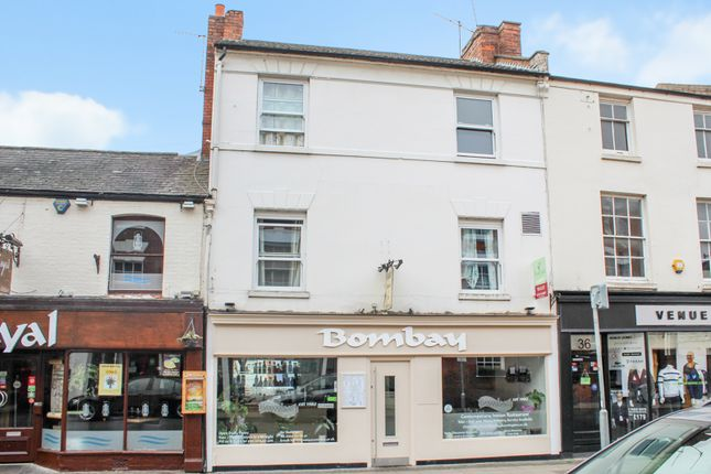 Thumbnail Flat to rent in Regent Street, Leamington Spa