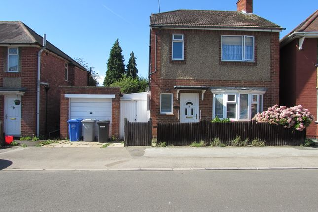 Thumbnail Detached house to rent in Boddington Road, Kettering