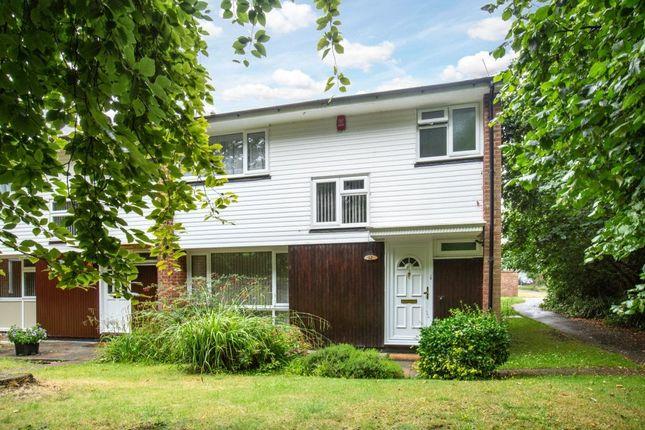 Thumbnail End terrace house to rent in Frensham Walk, Farnham Common, Slough