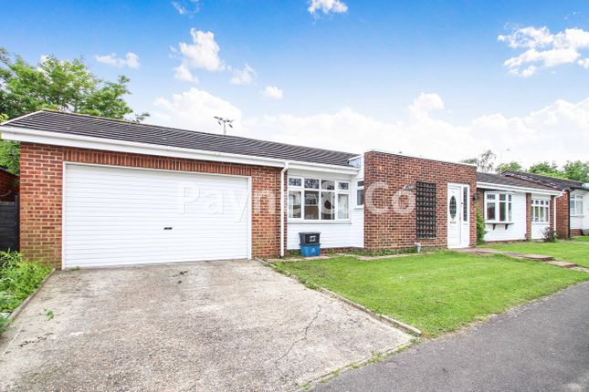 Thumbnail Detached bungalow for sale in Long Green, Chigwell