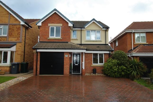 Thumbnail Detached house for sale in Locksley Gardens, Birdwell, Barnsley