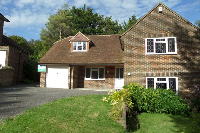 Thumbnail Detached house to rent in Cranedown, Lewes