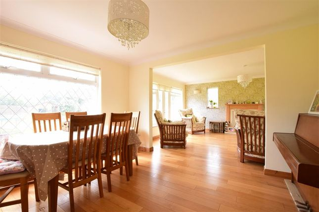 Thumbnail Detached house for sale in Amberley Drive, Goring-By-Sea, Worthing, West Sussex