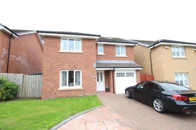 Thumbnail Detached house for sale in Garrett Avenue, Saltcoats, North Ayrshire