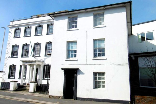 Thumbnail Flat to rent in East Wing, Jolliffe House, Poole