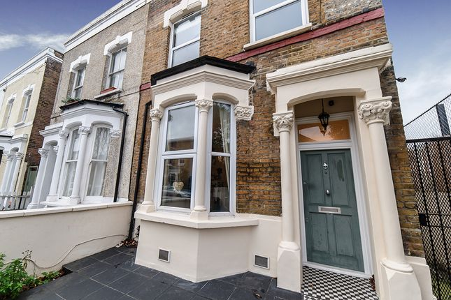 Thumbnail Terraced house to rent in Horsford Road, London