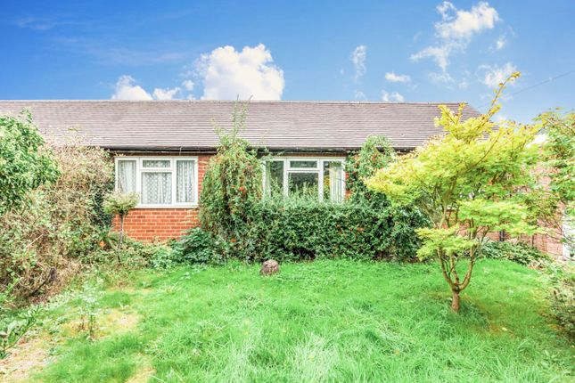 Thumbnail Semi-detached bungalow for sale in Sich Lane, Yoxall, Burton-On-Trent