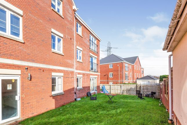 Thumbnail Flat for sale in Wild Field, Bridgend
