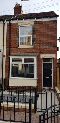 Thumbnail End terrace house to rent in 10 Clive Vale, Estcourt Street, Hull