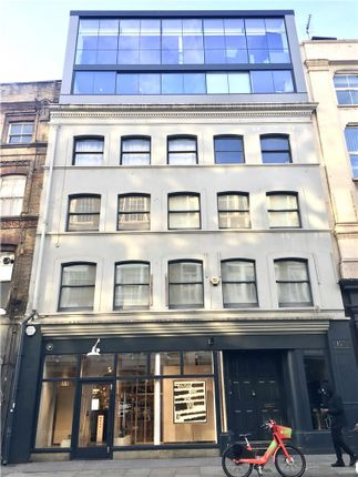 Thumbnail Commercial property for sale in 151-153 Curtain Road, London