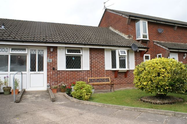 Thumbnail Semi-detached bungalow for sale in Pavaland Close, St. Mellons, Cardiff