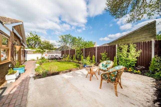Rear Garden of Chapel Road, Earith, Huntingdon PE28