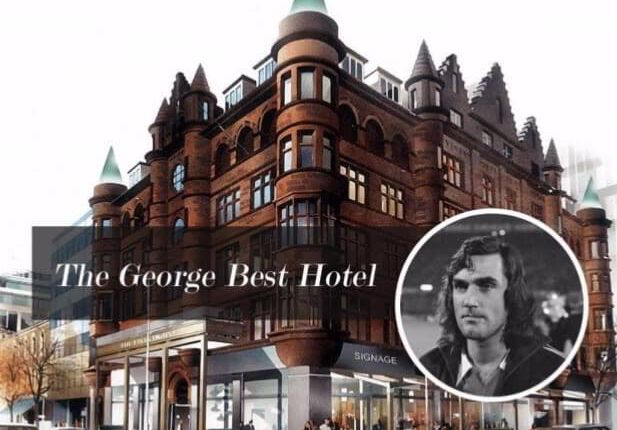 1 bed flat for sale in The George Best Hotel, Belfast