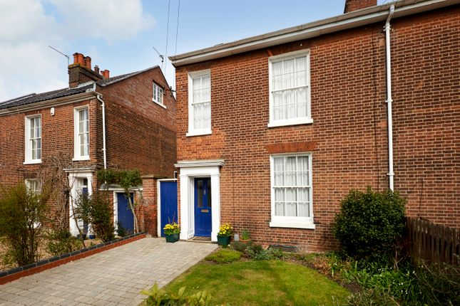 Thumbnail Semi-detached house for sale in Victoria Street, Norwich