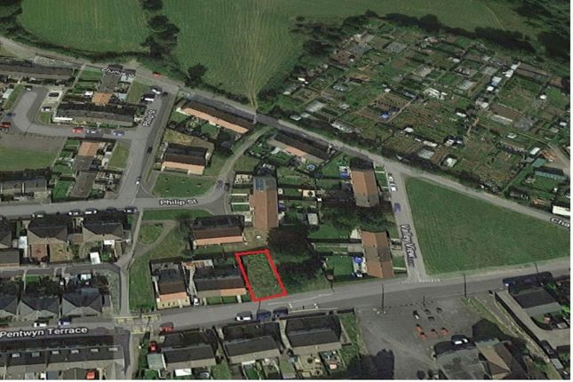 Thumbnail Land for sale in Pentwyn Terrace, Pentwyn Crumlin, Newport