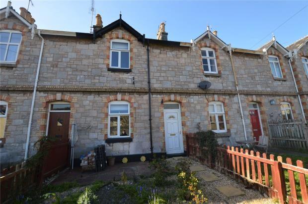 Thumbnail Terraced house for sale in Bossell Terrace, Buckfastleigh, Devon