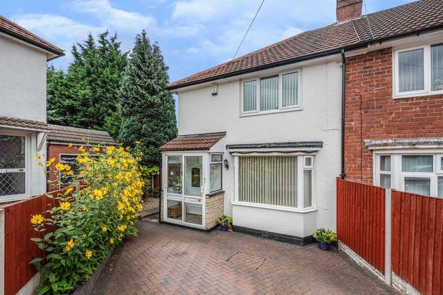 3 bed end terrace house for sale in Belvide Grove, Weoley Castle, Birmingham B29