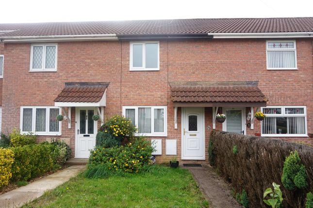 Thumbnail Terraced house for sale in Criccieth Close, Grove Park, Blackwood