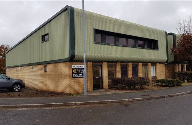 Thumbnail Warehouse for sale in Station Road, Wimborne
