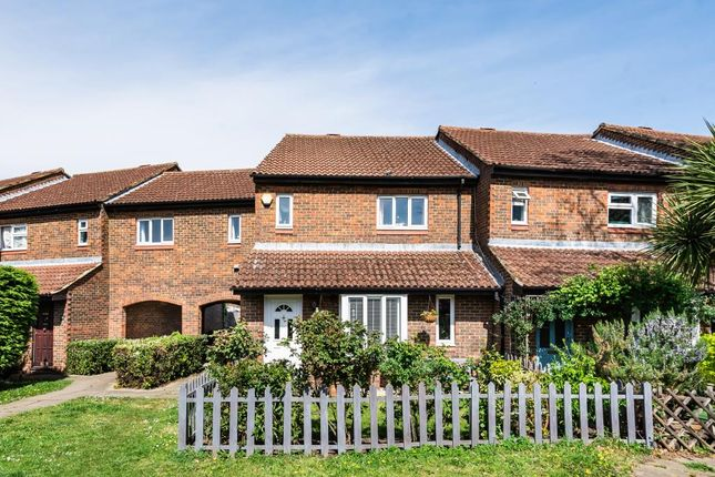Thumbnail Terraced house for sale in Conway Walk, Hampton