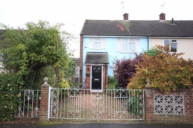 Thumbnail End terrace house for sale in Northumbria Road, Maidenhead