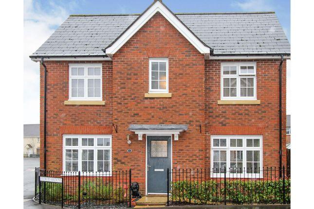Thumbnail Detached house for sale in Ffordd Watkins, Swansea