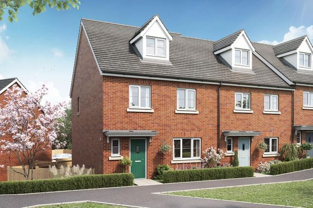 """Thumbnail Semi-detached house for sale in """"The Ripley"""" at Tithe Barn Lane, Exeter"""