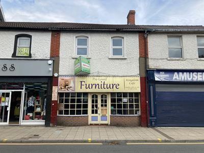 Thumbnail Retail premises for sale in High Street, Blackwood