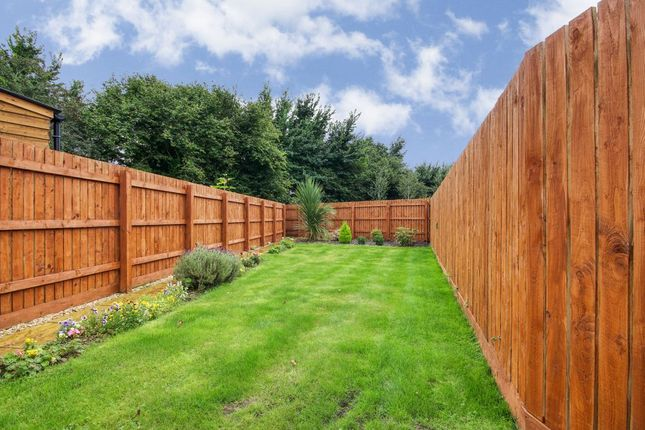 Garden At Back of Sea King Close, Bickington, Barnstaple EX31