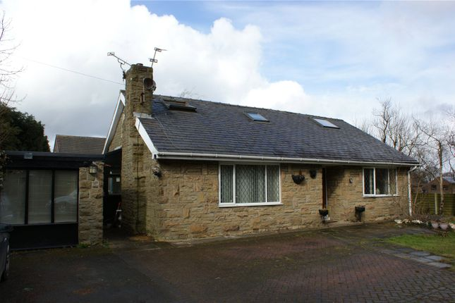 Thumbnail Detached bungalow for sale in Middle Lane, Clayton