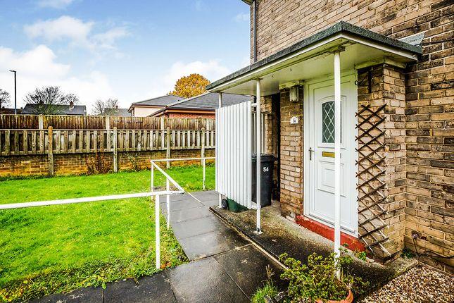 Entrance of Brooklands, Bradley, Huddersfield, West Yorkshire HD2