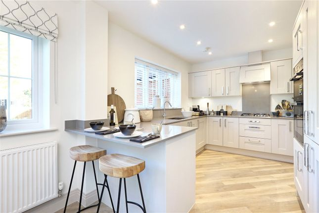 Thumbnail Detached house for sale in Willow Meadows, White Lane, Ash Green, Aldershot