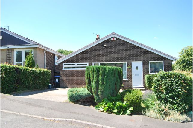 Thumbnail Detached bungalow for sale in Tor Rise, Matlock