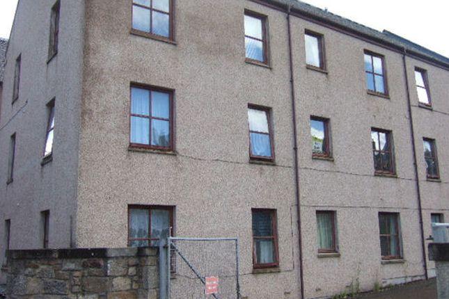 Thumbnail Flat to rent in 7 Northgate, Elgin