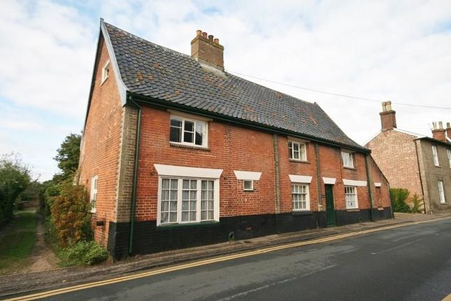 Thumbnail Detached house for sale in Queen Street, New Buckenham, Norwich
