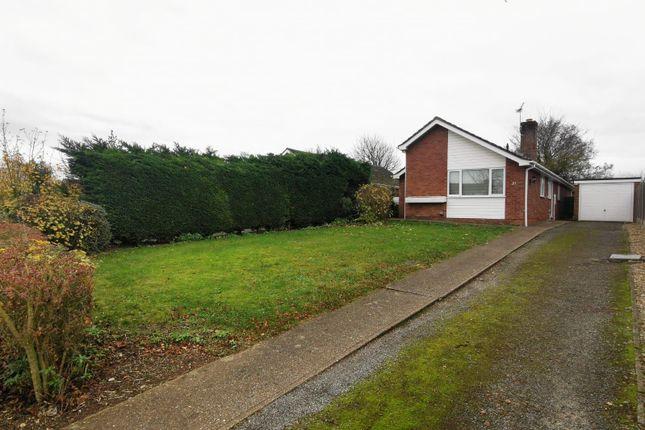 3 bed detached bungalow to rent in Bentley Way, Metheringham, Lincoln LN4