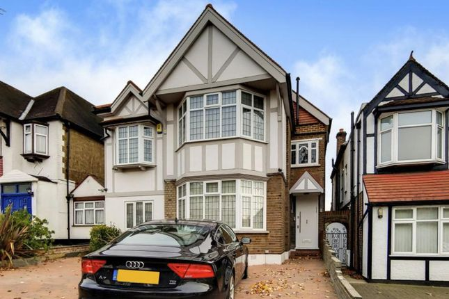 Thumbnail Detached house for sale in St Margarets Road, Edgware, Middlesex