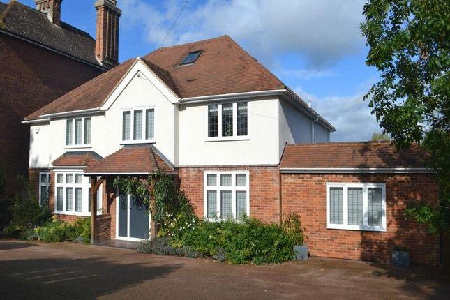 Thumbnail Detached house for sale in Dry Hill Park Road, Tonbridge, Kent
