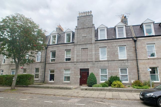 Thumbnail Flat to rent in Whitehall Place, Aberdeen