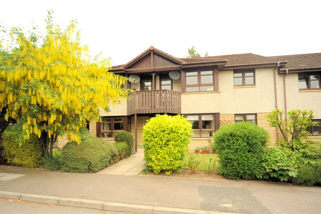 Thumbnail Flat to rent in 33 Tillybrake Gardens, Banchory, Aberdeenshire