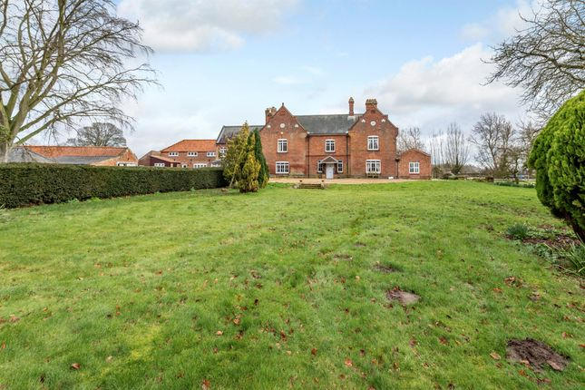 Thumbnail Detached house for sale in Churchgate Way, Terrington St. Clement, King's Lynn