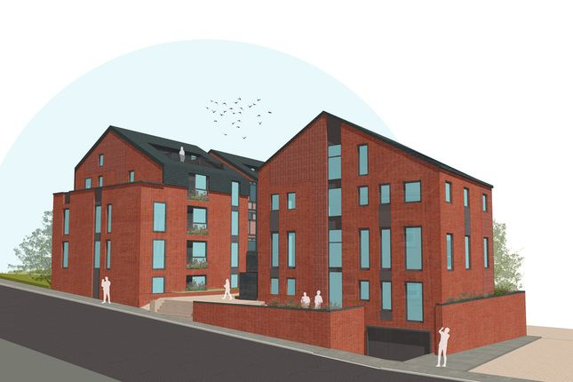 Thumbnail Shared accommodation for sale in Victoria Court Mews, Victoria Road, Hyde Park, Leeds