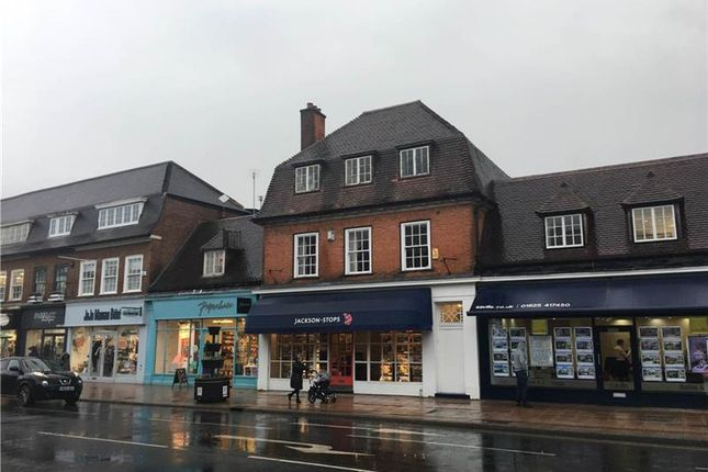 Thumbnail Retail premises to let in 10, Water Lane, Wilmslow, Cheshire, UK
