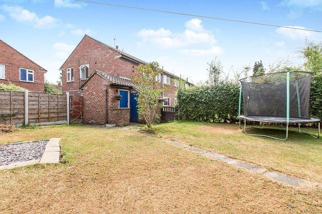 Thumbnail Flat for sale in Grove Avenue, Lostock Gralam, Northwich