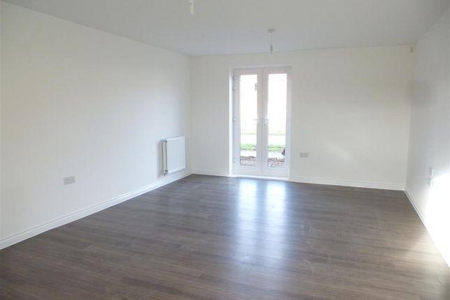 Living Room of Nicholas Charles Crescent, Aylesbury HP18