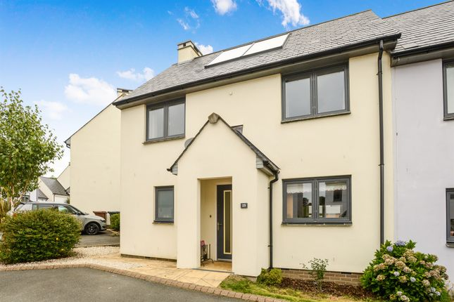Thumbnail Semi-detached house for sale in Higher Moor, Avonwick, South Brent