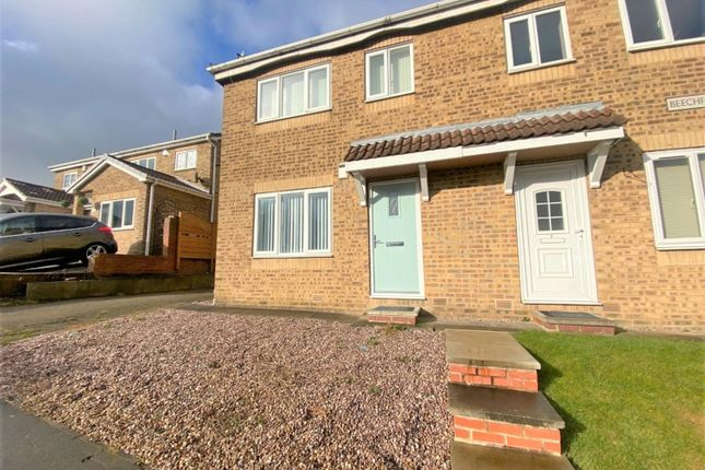 1 bed flat to rent in Beechfern Close, High Green, Sheffield S35