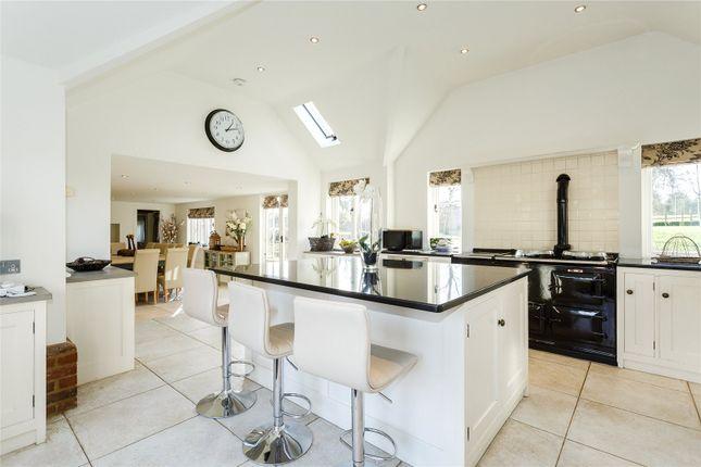 Kitchen of Church Hill, Hempstead, Saffron Walden, Essex CB10
